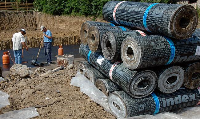 Index Waterproofing Membrane : Beodom monolitni zidni sistem i dugotrajni lagani