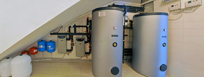 Rehau SOLECT system installed in Amadeo