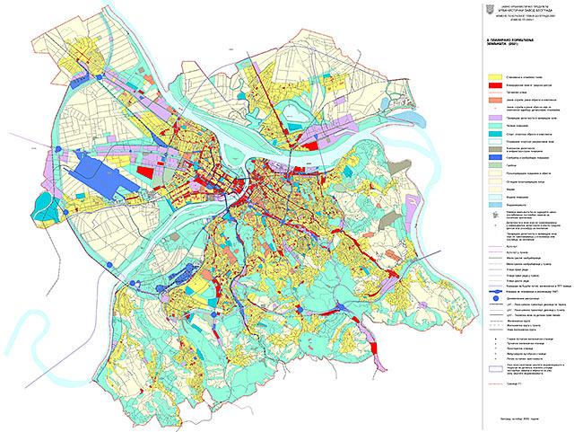 Karta Beograda Mirijevo Superjoden
