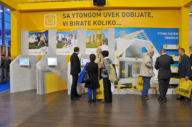 Beodom | SEEBBE 2009: Rehau, Xella, Wienerberger, Zorka Opeka