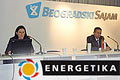 Energetika: 6th international Energy Fair on October 15th