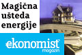 "Ekonomist Magazin: ""Magic energy saving"""