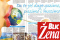 "Blic Žena: ""And even houses can save"""