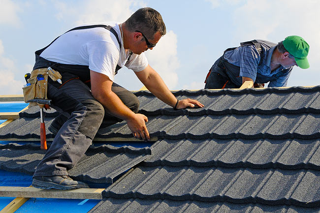 Roofing Sheets Installation Services : Beodom amadeo ii construction update roof cover and windows