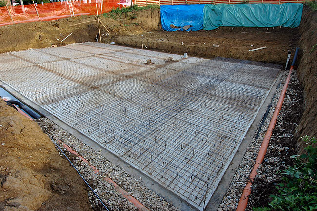 Amadeo right base slab, 2nd layer - 04