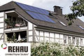 Rehau SOLECT thermal solar system for Amadeo!