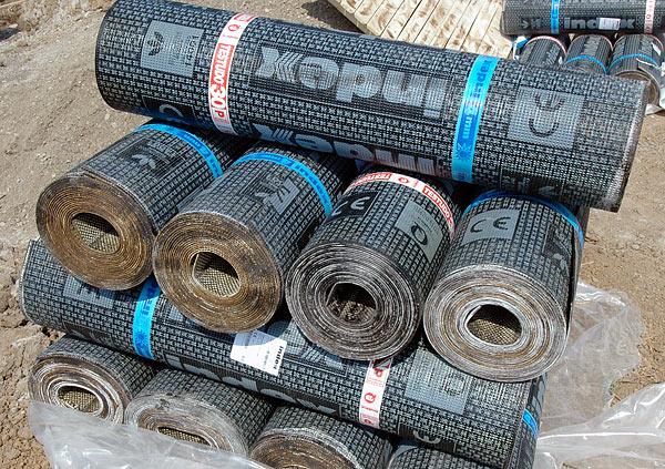 Index Waterproofing Membrane : Beodom builds with index waterproofing membranes